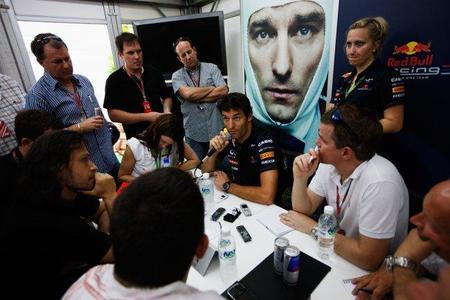 GP de Malasia F1 2011: Mark Webber a años luz de sus perseguidores