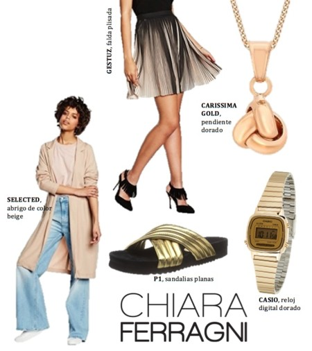 Chiara Ferragni Selection Amazon