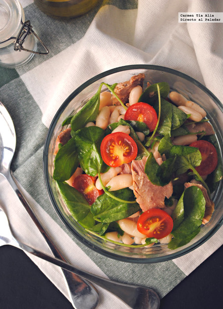 Top 11 de alimentos ricos en ácido fólico