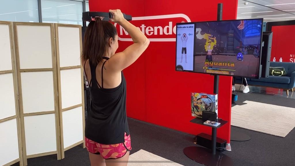 Ponerte en forma con un videojuego en tu propio salón es posible: probamos Ring Fit Adventure para Nintendo Switch