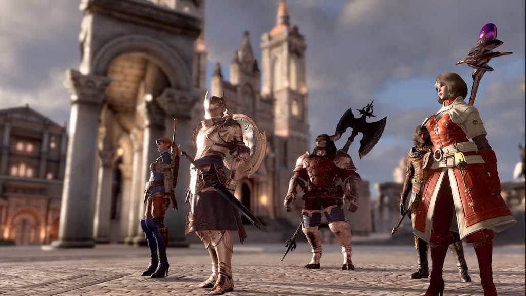 Bless Unleashed, el MMORPG de Bandai Namco presenta a los Jefes de Campo en un nuevo vídeo y no se si quiero acercarme demasiado a ellos