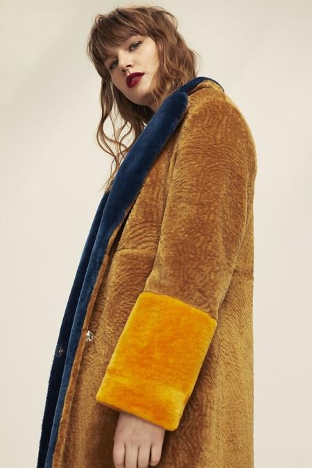 Éstos son los abrigos de Violeta by Mango que querrás llevar este otoño