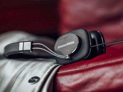 Bowers & Wilkins P3 Series 2, unos auriculares de aspecto clásico que podrás guardar en cualquier parte