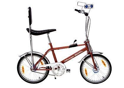 Las bicicletas Volkswagen