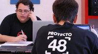 TNT estrena la versión española de 'Proyecto 48'