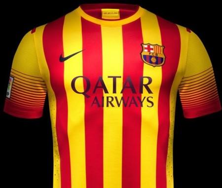 Barcelona 2013 2014 shirt