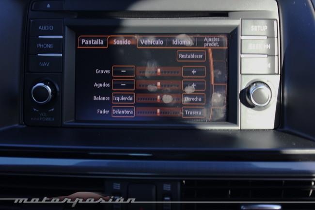 Mazda6, sistema de audio