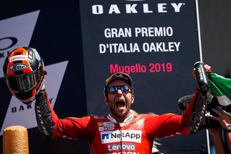 Petrucci Mugello Motogp 2019