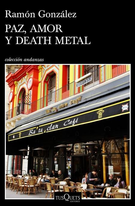 Paz Amor Death Metal