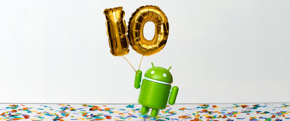 Google festeja el décimo aniversario de Android: estas son las mejorías mas fundamentales de cada versión