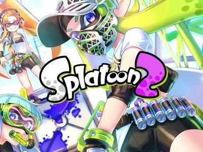 Splatoon 2 llegará a Nintendo Switch este verano