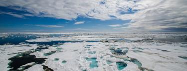 Mientras Europa se congela, el Ártico vive otra ola de calor con temperaturas máximas históricas
