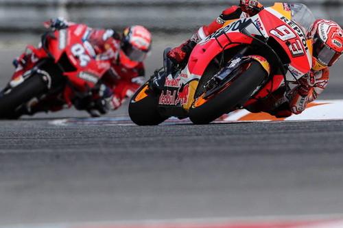 Marc Márquez quiere tachar la victoria en Austria de su lista de tareas pendientes en MotoGP