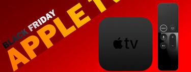Black Friday 2020: el centro multimedia Apple TV 4K de 32 GB está disponible en eBay por 179,99 euros