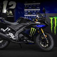 La Yamaha YZF-R125 se viste como las MotoGP de Rossi y Viñales: los mismos 15 CV por 5.199 euros