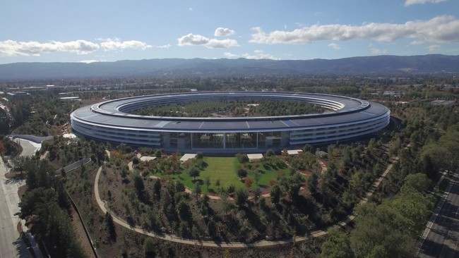 Apple Park Matthew Roberts November 2017 Update 001