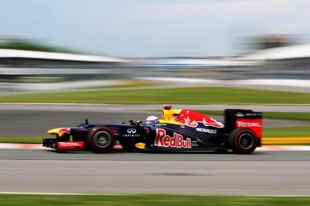 Sebastian Vettel consigue una pole position espectacular en el Gran Premio de Canadá