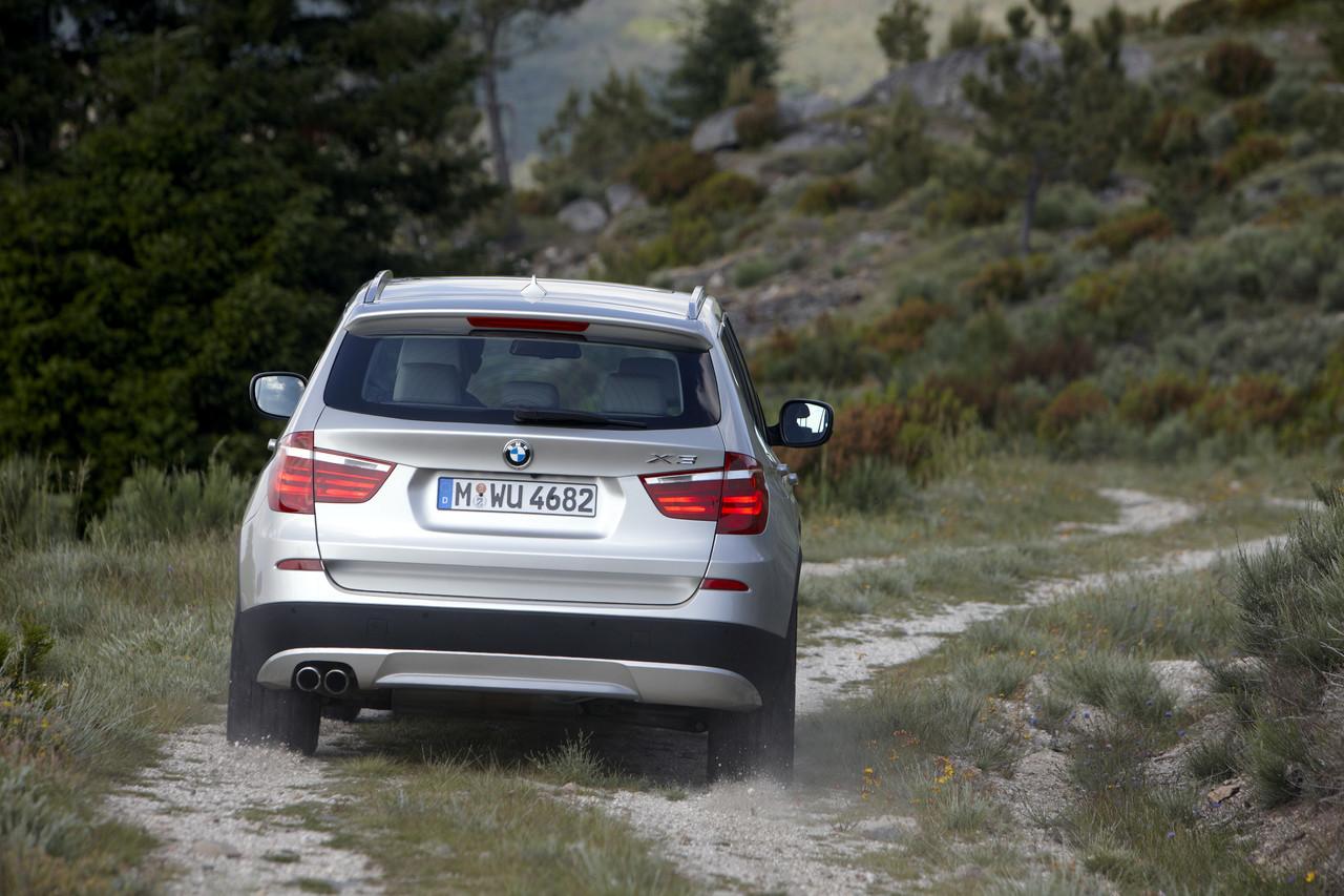 Foto de BMW X3 2011 (62/128)