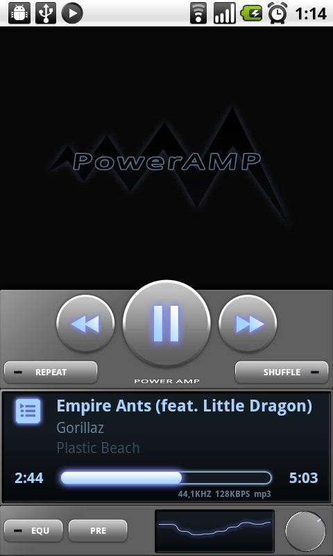 Foto de PowerAmp para Android en imágenes (13/16)