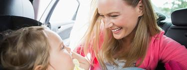 Que tus hijos viajen siempre seguros: Decálogo de Seguridad Vial Infantil