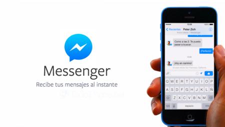 Facebook Messenger para iOS estrena soporte para apps de terceros... pero con condiciones