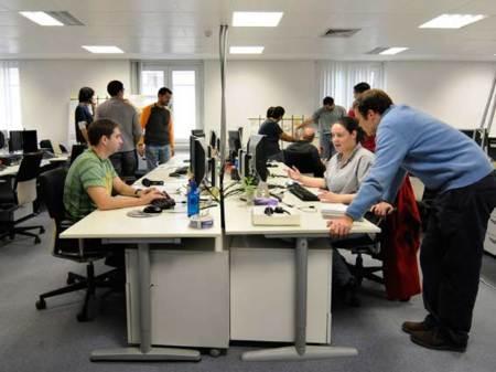 Espacios para trabajar las oficinas de idealista en madrid - Idealista oficinas madrid ...