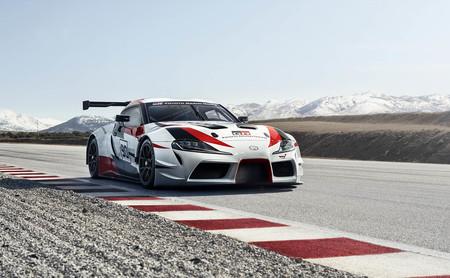Toyota Gr Supra Racing Concept Salón de Ginebra