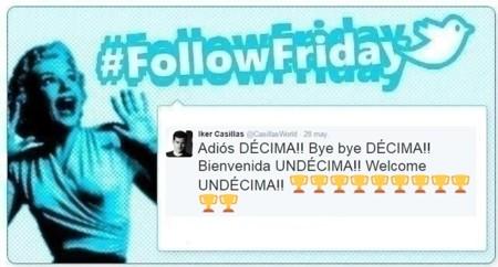 #FollowFriday de Poprosa: entre la resaca de la undécima y las primeras vacaciones