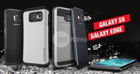 Se filtran el Galaxy S6 y el Galaxy Edge