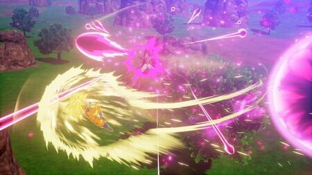 Dbz Kakarot Ss3 Goku Vs Kid Buu