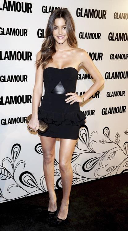 Malena Costa Glamour Belleza