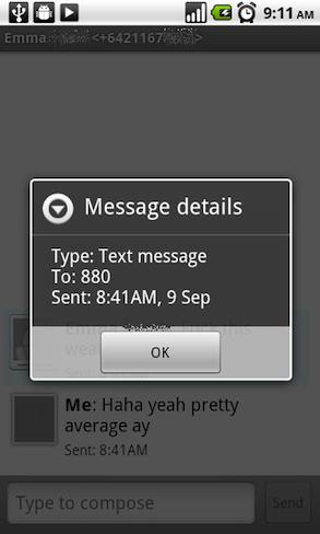 El escurridizo bug de Android que manda SMS a quien no era