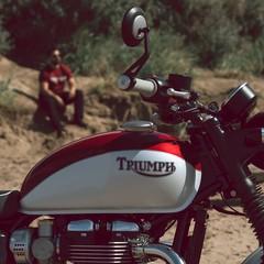 Foto 1 de 27 de la galería triumph-bonneville-t120-bud-ekins-2020 en Motorpasion Moto