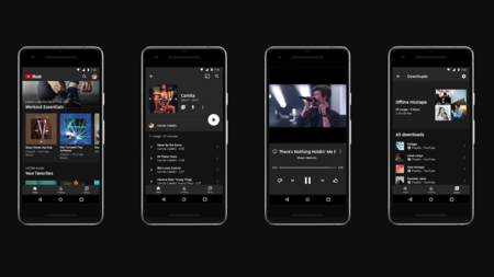 YouTube Music y YouTube Premium llegan a España, y vienen con tres meses de prueba gratis