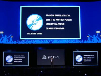 PS4 contraataca: permitirá juegos usados y no exige conexión a internet