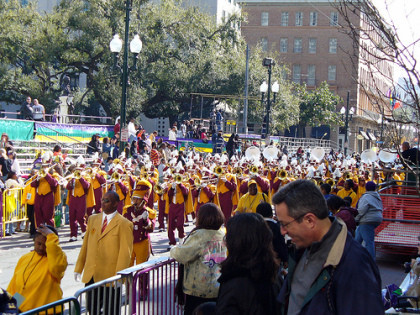 Desfile del Mardi Gras