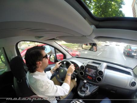 Peugeot Partner 2015 Contacto 1