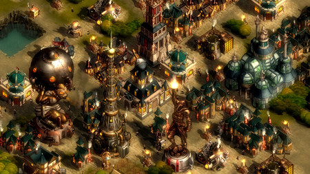 They Are Billions The Six Wonders