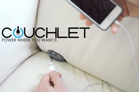 Couchlet: se acabó esperar a que el móvil o la tableta terminen de cargar para volver al sofá