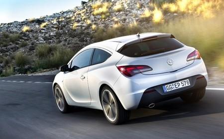 Opel Astra GTC 1.6 CDTI: desde 24.700 euros