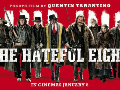 'Los odiosos ocho', con un par