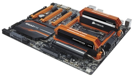 Corsair ya tiene memoria DDR4 a 3.4 GHz con kits Dominator Platinum Orange