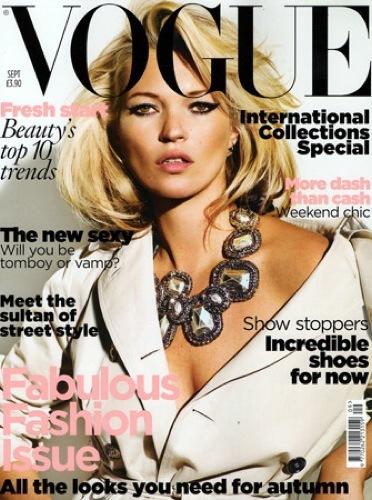 Kate Moss vuelve a los editoriales picantes, esta vez para la revista W III