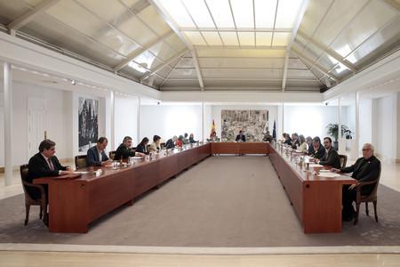 Consejo Ministros Covid