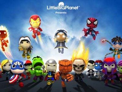 Los DLC de Marvel para LittleBigPlanet desaparecerán de la PSN el 31 de diciembre