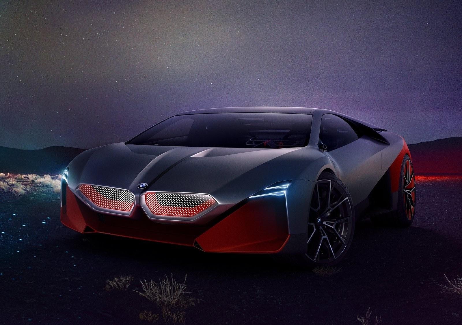 Foto de BMW Vision M Next Concept (1/25)