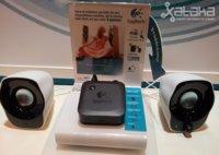 Logitech Wireless Speaker Adapter añade conexión Bluetooth a tus altavoces