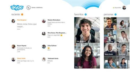 Skype para Windows 8 actualizado con más calidad de vídeo