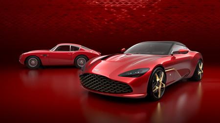 El exclusivo Aston Martin DBS GT Zagato, del que habrá sólo 19 ejemplares, ya deja ver su aspecto definitivo