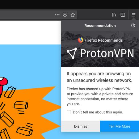 Mozilla comenzará a ofrecer un servicio VPN a los usuarios de Firefox